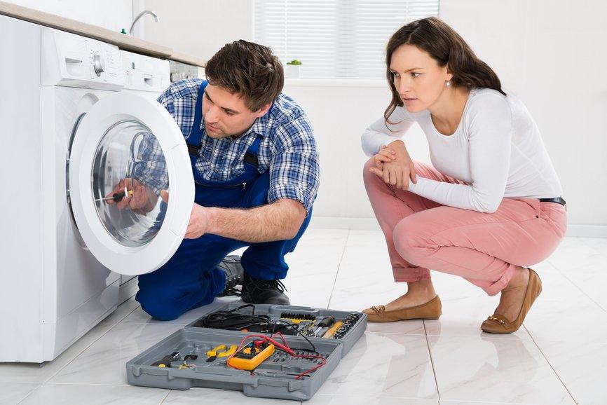 washing machine repair service in okc