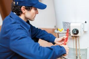 hot water heater repair okc